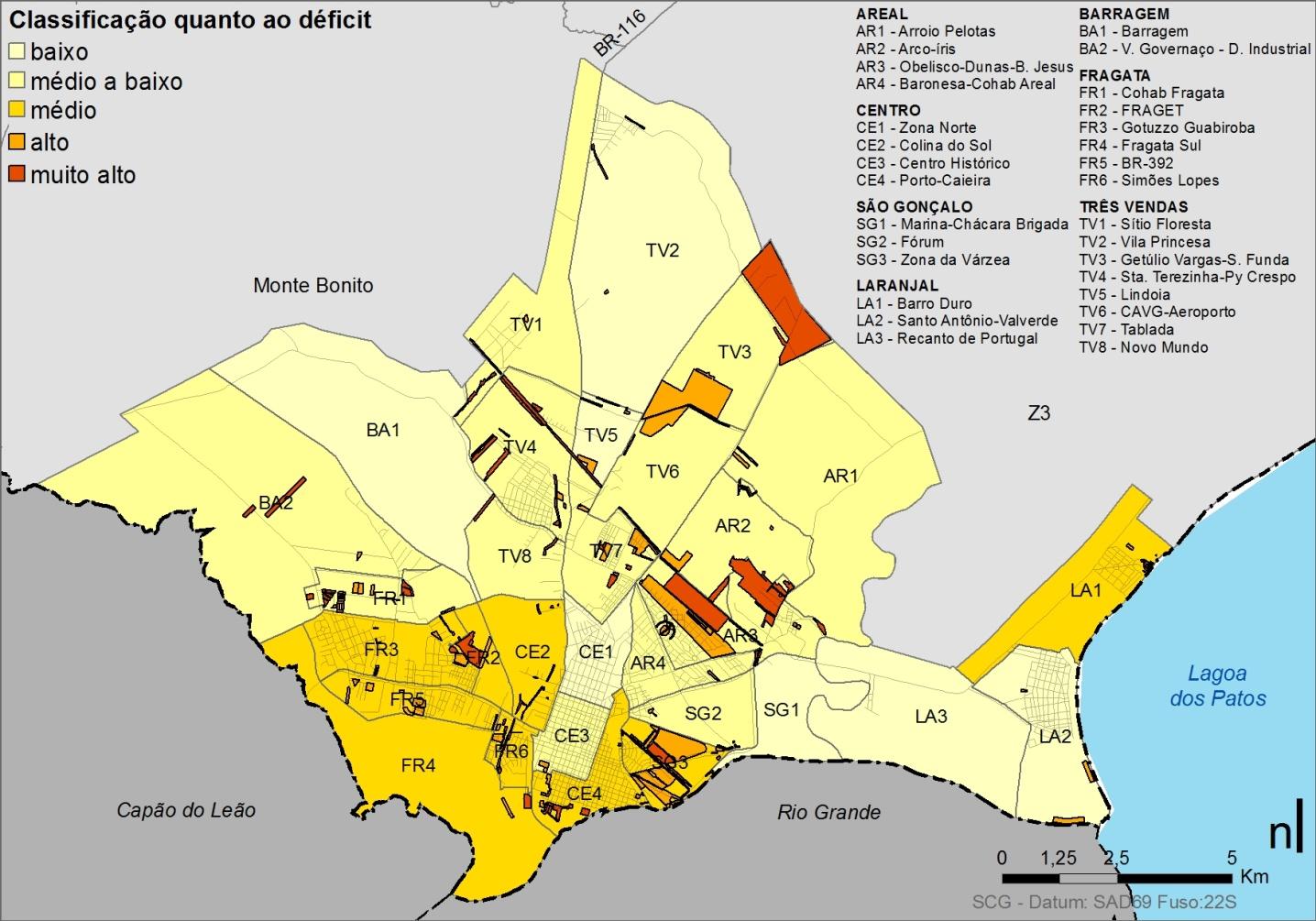 035_PEL Síntese da demanda habitacional urbana em Pelotas