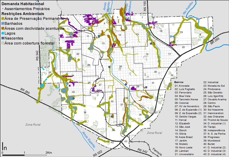 046_IJU Restrições ambientais à ocupação urbana