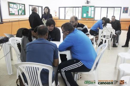 Participação da comunidade em Seminário