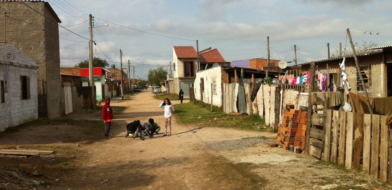 imagem do assentamento da Dulce